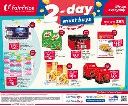 FairPrice catalogue ( Expires Today )