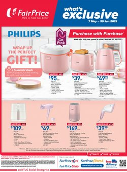 FairPrice offers in the FairPrice catalogue ( 14 days left)