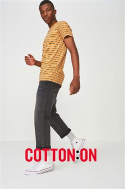 Offers from Cotton On in the Singapore leaflet