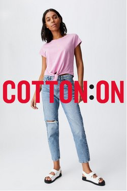 Cotton On offers in the Cotton On catalogue ( More than a month)