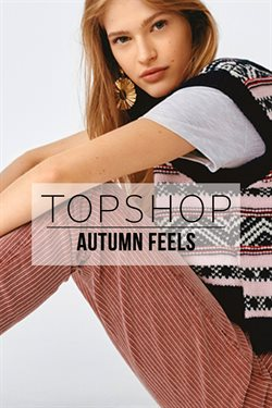 Offers from TOPSHOP in the Singapore leaflet