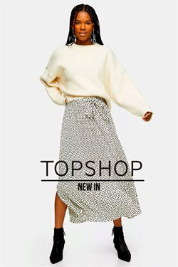 TOPSHOP catalogue ( More than a month )