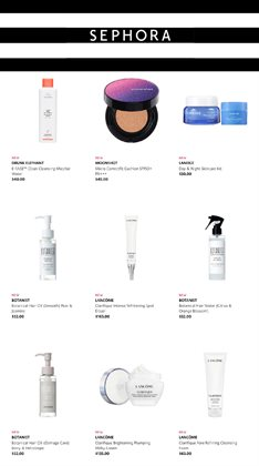 Sephora catalogue ( 2 days ago )