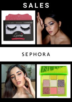 makeup offers in the Sephora catalogue ( Published today)