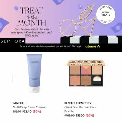 Beauty & Health offers in the Sephora catalogue ( 1 day ago)