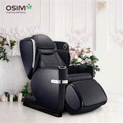 Beauty & Health offers in the OSIM catalogue ( More than a month )