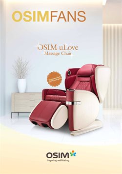 OSIM catalogue ( More than a month )