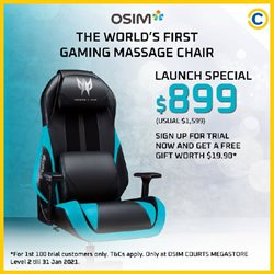 OSIM catalogue ( 15 days left )