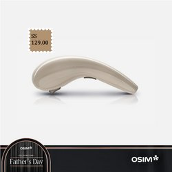Beauty & Health offers in the OSIM catalogue ( 4 days left)