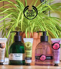 Beauty & Health offers in the The Body Shop catalogue ( More than a month )