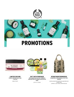 The Body Shop catalogue ( 6 days left )