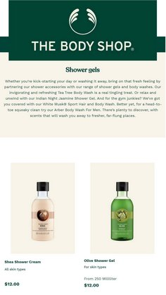 The Body Shop catalogue ( 2 days left )