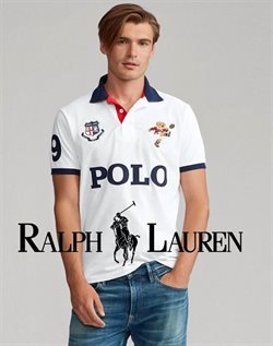 Offers from Ralph Lauren in the Singapore leaflet