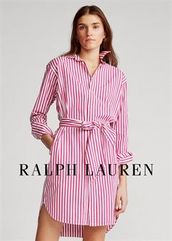 Ralph Lauren catalogue in Singapore ( More than a month )