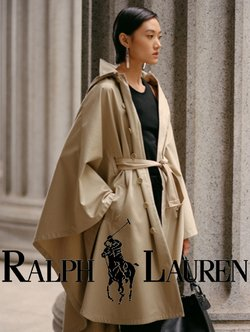 Premium Brands offers in the Ralph Lauren catalogue ( 4 days left)