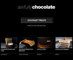 Awfully Chocolate catalogue ( Expired )