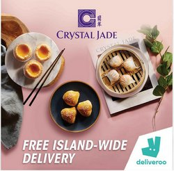 Crystal Jade catalogue ( Published today )