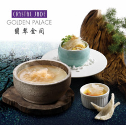 Offers from Crystal Jade in the Singapore leaflet