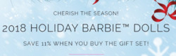 Offers from Barbie in the Singapore leaflet