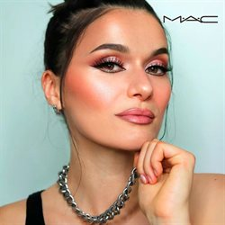 MAC Cosmetics catalogue ( More than a month )