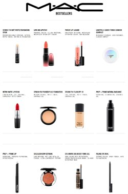 MAC Cosmetics catalogue ( 15 days left )