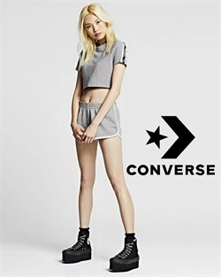 Offers from Converse in the Singapore leaflet