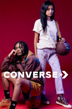 Converse offers in the Converse catalogue ( 6 days left)