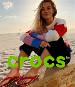Offers from Crocs in the Singapore leaflet