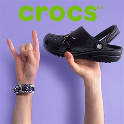 Crocs catalogue ( More than a month )