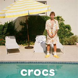 Crocs catalogue ( 4 days left )