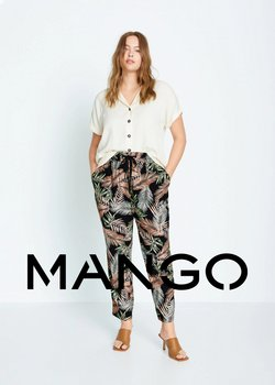 Clothes, shoes & accessories offers in the Mango catalogue ( More than a month )