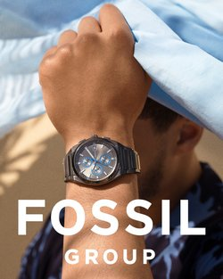 Fossil offers in the Fossil catalogue ( Expired)