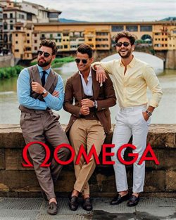 Offers from Omega in the Singapore leaflet
