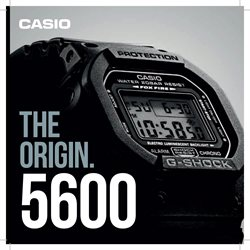 Jewellery & Watches offers in the Casio catalogue in Singapore