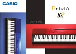 Offers from Casio in the Singapore leaflet