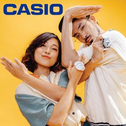 Jewellery & Watches offers in the Casio catalogue ( Published today)
