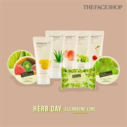 The Face Shop catalogue in Singapore ( More than a month )