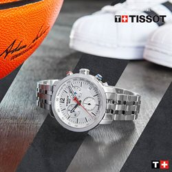 Jewellery & Watches offers in the Tissot catalogue in Singapore