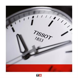 Tissot catalogue ( More than a month )