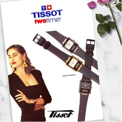Jewellery & Watches offers in the Tissot catalogue ( 28 days left )