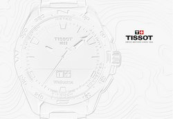 Jewellery & Watches offers in the Tissot catalogue ( More than a month)