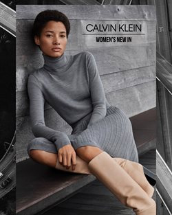 Offers from Calvin Klein in the Singapore leaflet