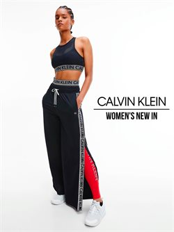 Clothes, shoes & accessories offers in the Calvin Klein catalogue ( Expires tomorrow)