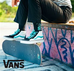 Vans catalogue ( Expired )