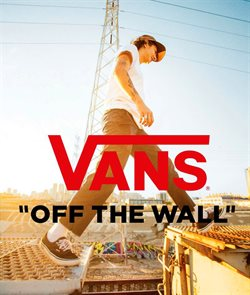 Vans catalogue ( More than a month )