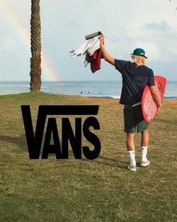 Vans offers in the Vans catalogue ( 20 days left)