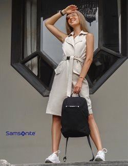 Samsonite catalogue ( Expired )