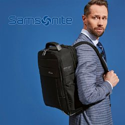 Samsonite catalogue ( More than a month )