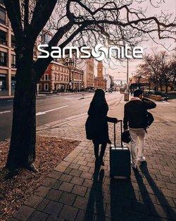 Samsonite catalogue ( 19 days left )