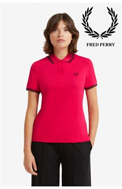 Offers from Fred Perry in the Singapore leaflet